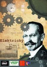 Elektrický Emil - plakát